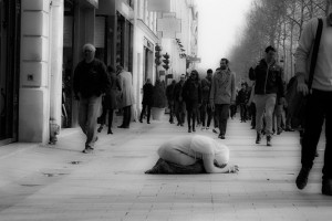 Piedade na Piedade na Champs-Élysées 2015
