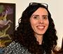 Valéria Rheis, artista, curadora e diretora da Galería ArthistaUm